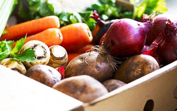 Picture of Organic Veg Boxes